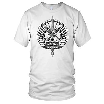 Spesialstyrker taktisk Air Control part Mens T-skjorte