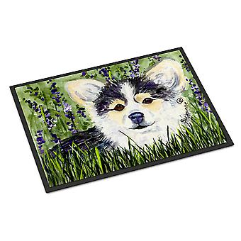 Carolines Treasures  SS8824MAT Chihuahua Indoor Outdoor Mat 18x27 Doormat