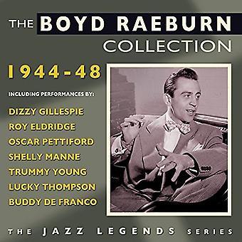 Boyd Raeburn - Boyd Raeburn: Collection 1944-48 [CD] USA import