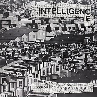 Intelligence - Boredom & Terror / Lets Toil [Vinyl] USA import