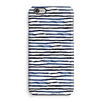 Caso iPhone 6 6s caso 3D (brilhante)-linhas surpreendentes
