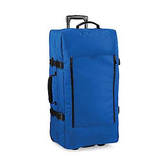 Bagbase エスケープ 2 層大型キャビン キャスター付き旅行バッグ/スーツケース (95 リットル)