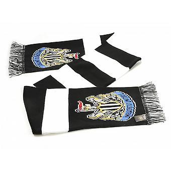 Newcastle United FC officiel Football Jacquard barre écharpe