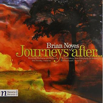 Noyes - Journeys After... [CD] USA import