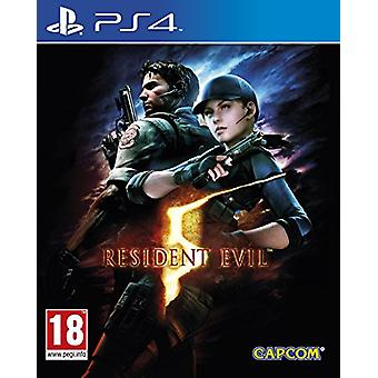 Resident Evil 5 HD remake-nytt