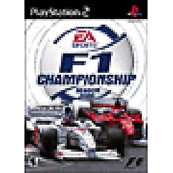 F1 Championship Season 2000-fabriken förseglad