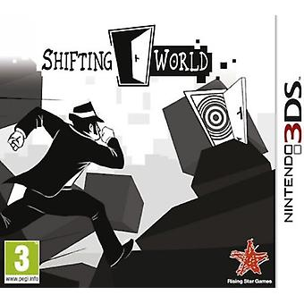 Shifting World (Nintendo 3DS)-nieuw