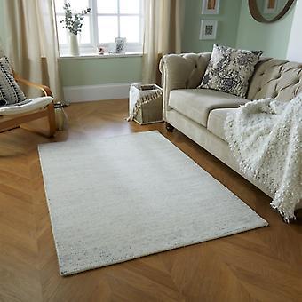 Milano grijs rechthoek tapijten Plain/bijna gewoon tapijten
