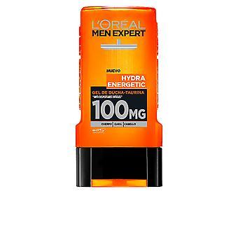 L'Oreal Make Up Men Expert Shower Gel Hydra-energetic Taurina 300 ML Pentru barbati