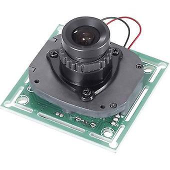 Conrad Components BC-713 CCD board camera 720 x 576 p 12 V DC