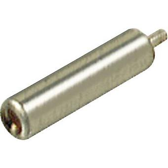 Presa di SKS Hirschmann MBU 2 Mini jack presa, diametro perno verticale verticale: 2mm/PC metallo 1