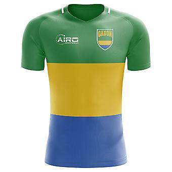 2020-2021 Gabon Home Concept Football Shirt (Kids)