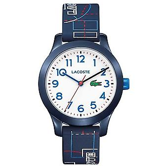 Lacoste 12.12 Kids Blue Strap White Dial 2030008 Watch