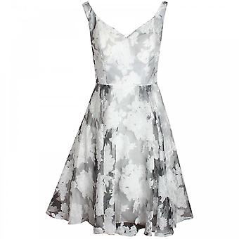 Veromia Occasions Sleeveless Dress With Sweetheart Neck
