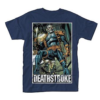 Dc Comics Deathstroke Unmasked T-Shirt