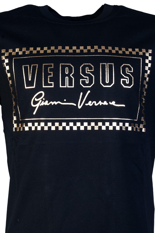 Versace Round Neck T Shirt BU90713 BJ10388
