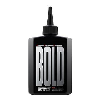 Montana Black Bold Ink Refill 200ml - Black