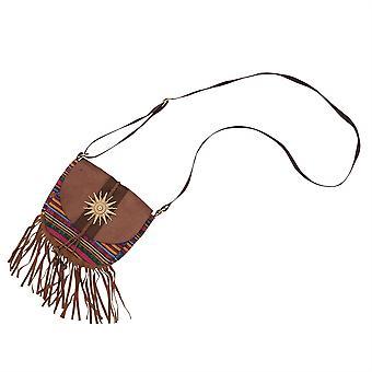 Hippie Tasche + Quasten