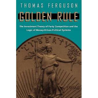 Gouden regel - investeringen theorie van de partij van de concurrentie en de logica van