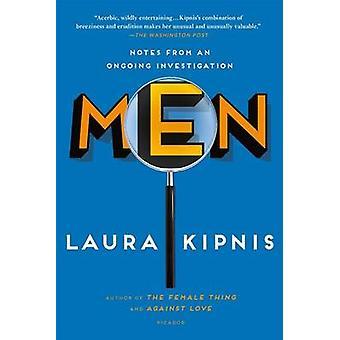 Homme de Laura Kipnis - livre 9781250075161