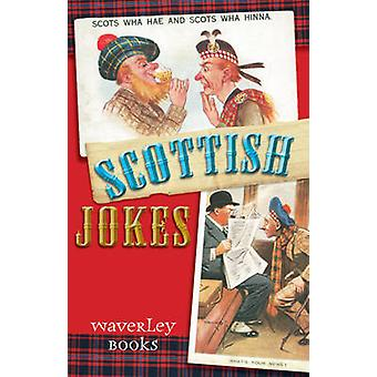 Scottish Jokes by Chris Findlater - 9781902407821 Book