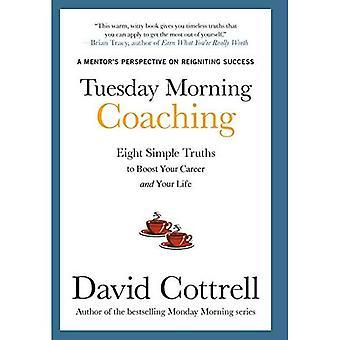 Tisdag morgon Coaching: Åtta enkla sanningar att Boosta din karriär och ditt liv