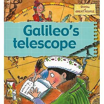 Galileos teleskop (berättelser av fantastiska människor)
