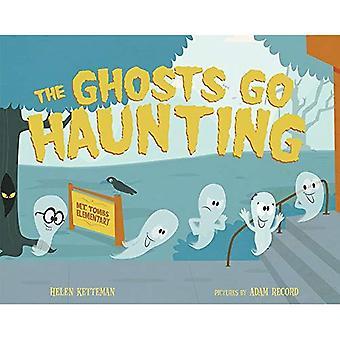 Spöken gå spökar