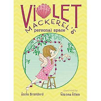 Violett Makrills personliga utrymme