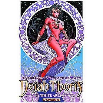 Dejah Thoris et les singes blancs de Mars TP
