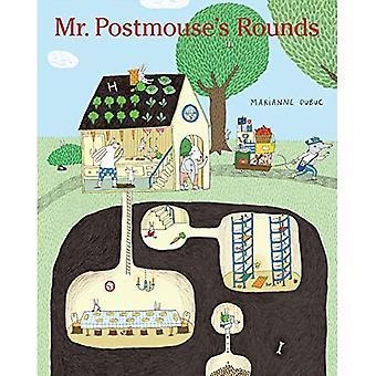 Mr. Postmouses rundor