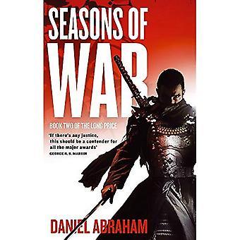 Säsonger av kriget: bok två långa pris