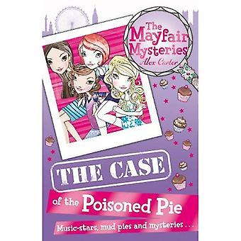 Het geval van de vergiftigde taart. door Alex Carter
