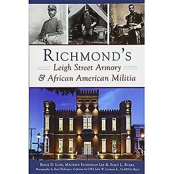 Richmonds Leigh Street Armory & African American milis (sevärdheter)