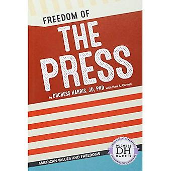 Freedom of the Press (American Values and Freedoms)