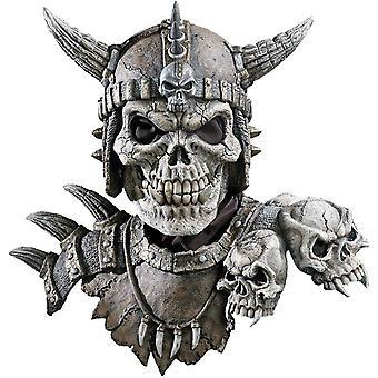 Kronos maski i ramion na Halloween