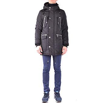 Brian Dales Ezbc126002 Men's Black Nylon Outerwear Jacket