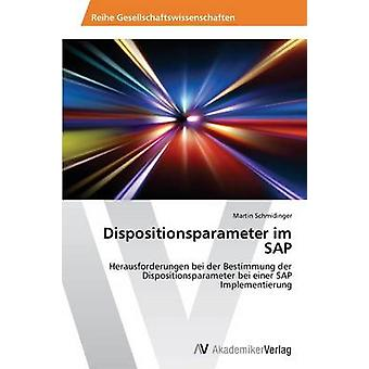 Dispositionsparameter im SAP on Schmidinger Martin