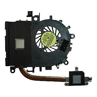 Acer Aspire 4253 Integrated Graphics Version Replacement Laptop Fan With Heatsink