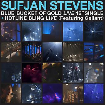 Stevens*Sufjan - Carrie & Lowell Live [Vinyl] USA import