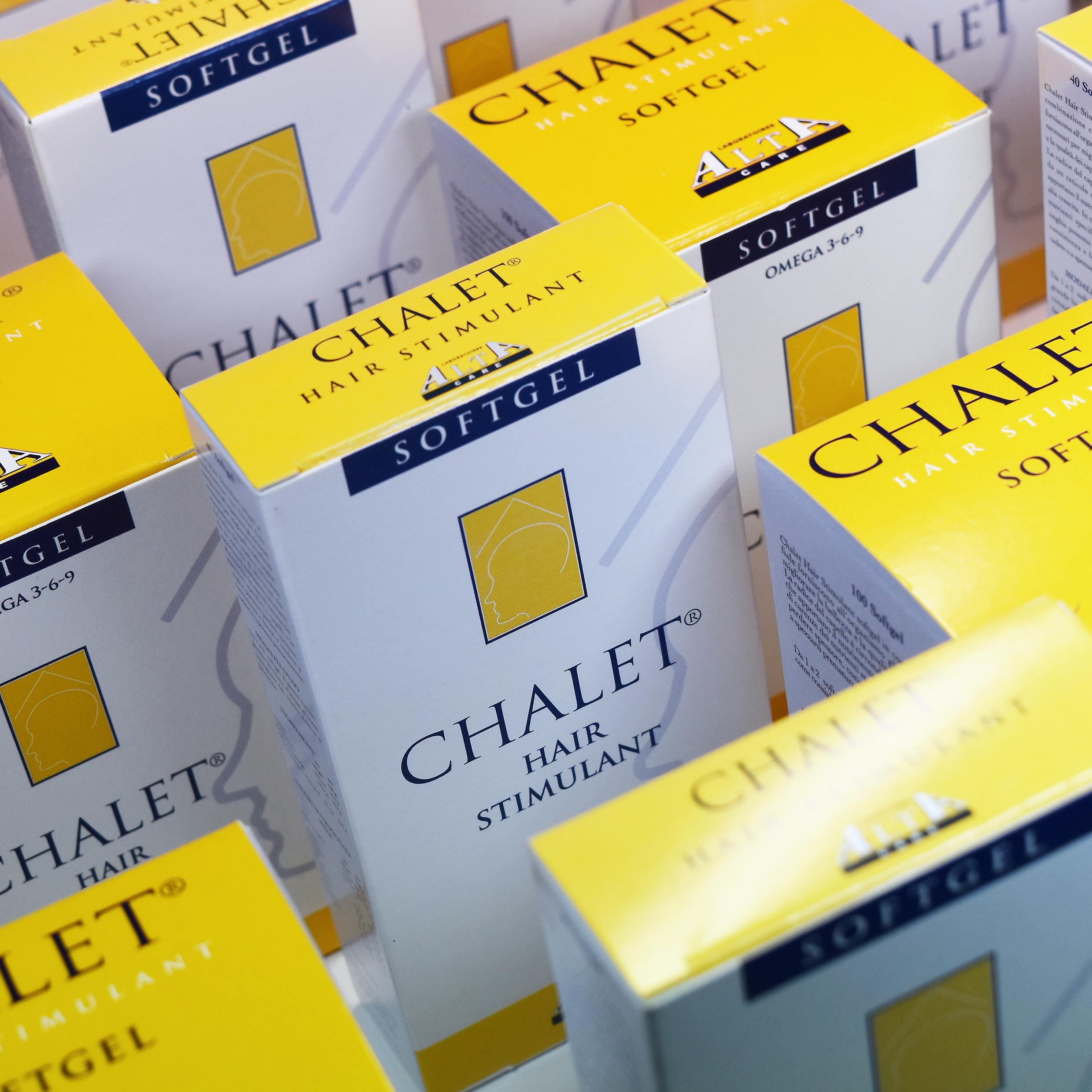 Chalet Hair Stimulant Softgels
