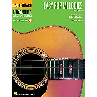 Hal Leonard Guitar Method - Easy Pop Melodies (Book/Online Audio) - 97