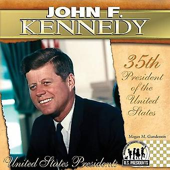 John F. Kennedy - 35th President of the United States by Megan M Gunde