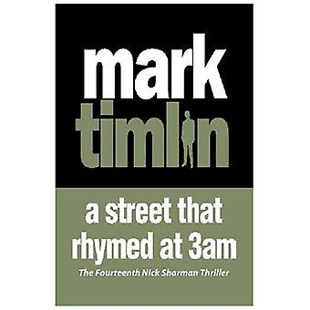 A Street That Rhymed at 3am by Mark Timlin - 9781843446972 Book