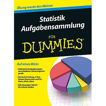 Statistik Trainingsbuch Fur Dummies by Wiley - 9783527711574 Book