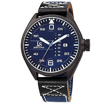 Joshua & sonâ €™ s JX145BU designer menâ €™ s Watch â €