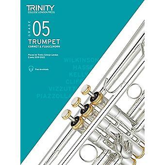 Trinity College London Trumpet - Cornet & Flugelhorn Exam Pieces