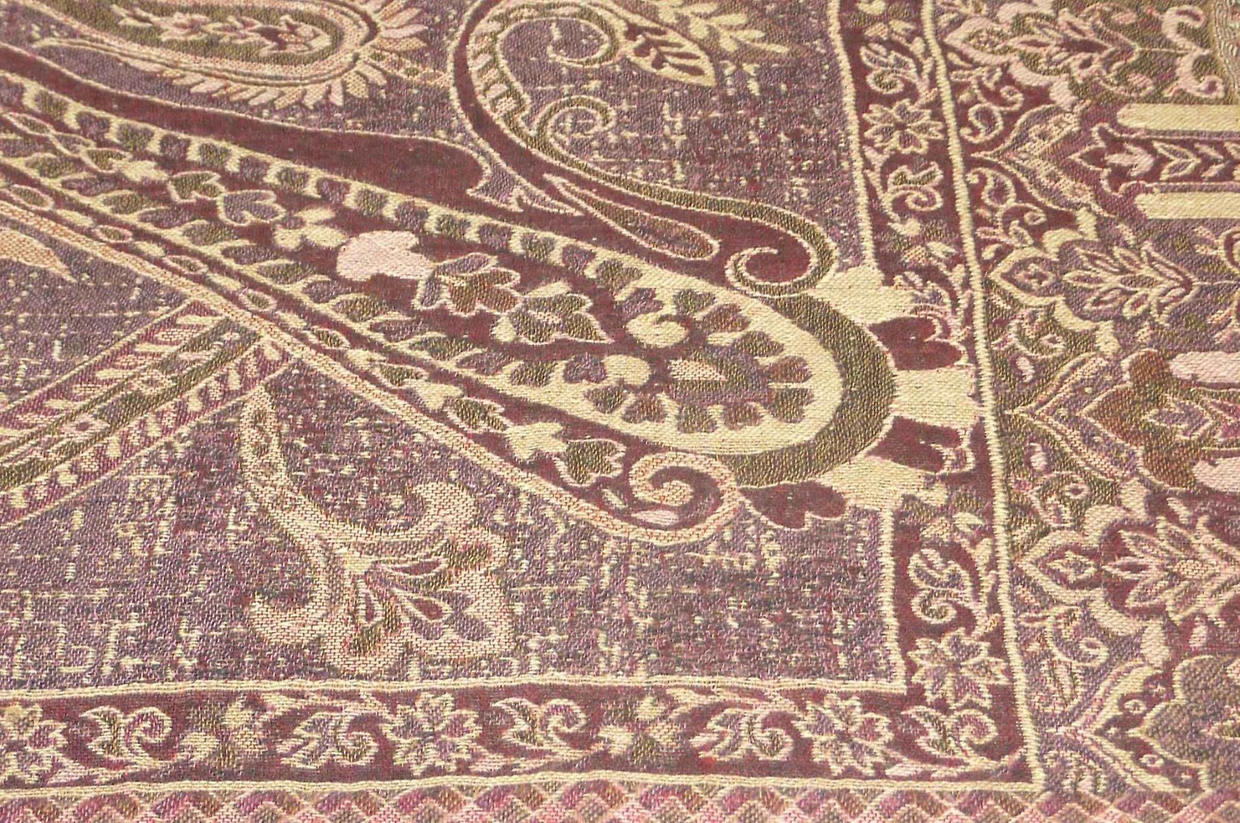 Mens Muffler Scarf 4939 Fine Pashmina Wool by Pashmina & Silk
