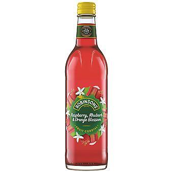 Robinsons Fruit Cordial Raspberry, Rhubarb & Orange Blossom
