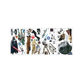Kit d'autocollants Star Wars Room Decor Wall
